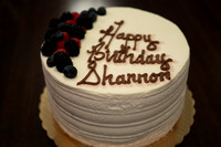 Shannon Birthday -  24-Jul-16